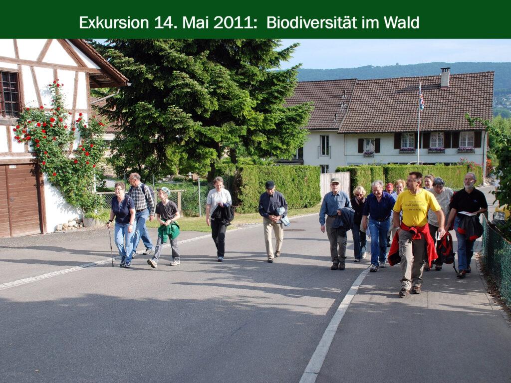 E018-Biodiversität im Wald 2011