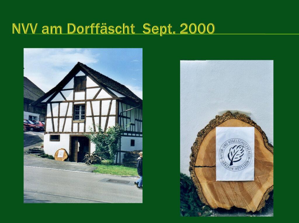 V013-Dorffest Dänikon 2000